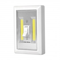 Luz de Led con interruptor para pared